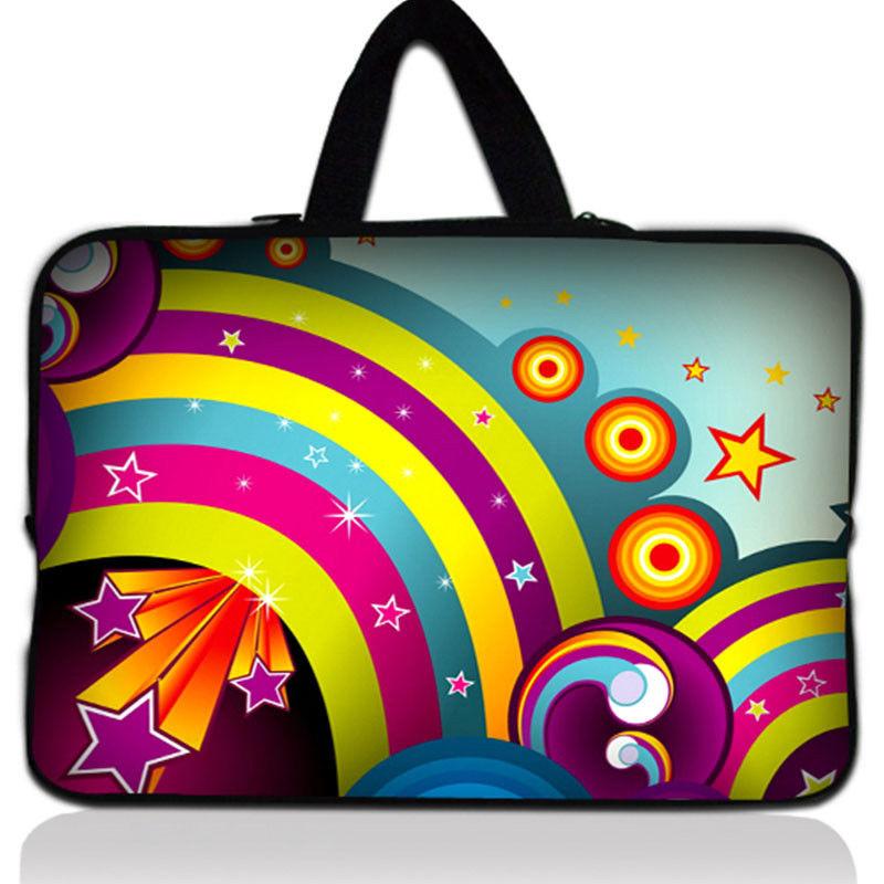 Rainbow Laptop Sleeve Bag Case For font b Apple b font font b MacBook b font