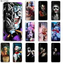 Joker Joaquin For Huawei Honor 7A 8A 8C 8S 9X PRO Y5 Y6 Y7 Y9 2019 9 10 20 Lite Case Soft Silicone Coque Cover Phone Back Capa E(China)