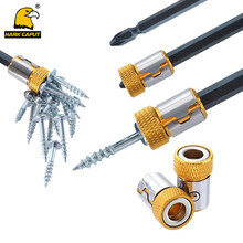 1/4 6.35mm Magnetizer Ring S2 Alloy Steel Screwdriver Magnetic Removable Bit For Hex Shank Electric Screwdrive