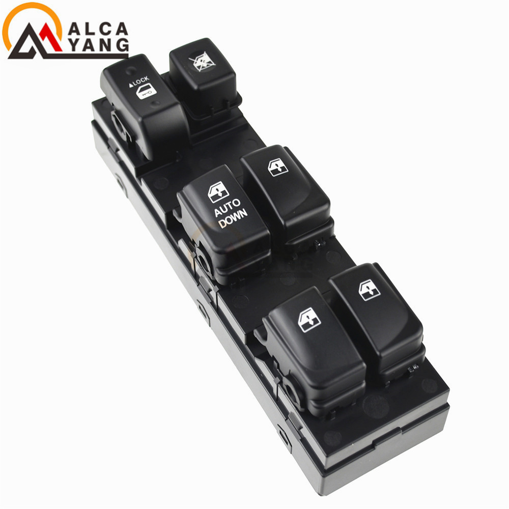 Electric Control Power Master Window Switch For Hyundai Elantra HD 2007 2010|Car Switches & Relays| |  - title=