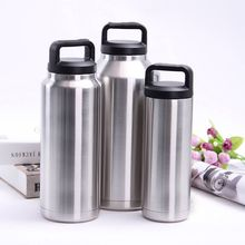 304 Stainless Steel Vacuum Cup Outdoor Sport Portable Motion Kettle Cycling Gift