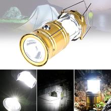 Camp Lamp LED Camping Light USB Rechargeable Flashlight Dimmable Spotlight Work Light Waterproof Searchlight Emergency Torch led flashlight torch usb rechargeable led work light waterproof for outdoor camping car repair lamp