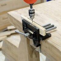 테이블 클램프 목공 클램프 테이블 펜치 바이스 고정 장치 손 도구 펜치 목공 연마 고정 hloe punchingtable 고정
