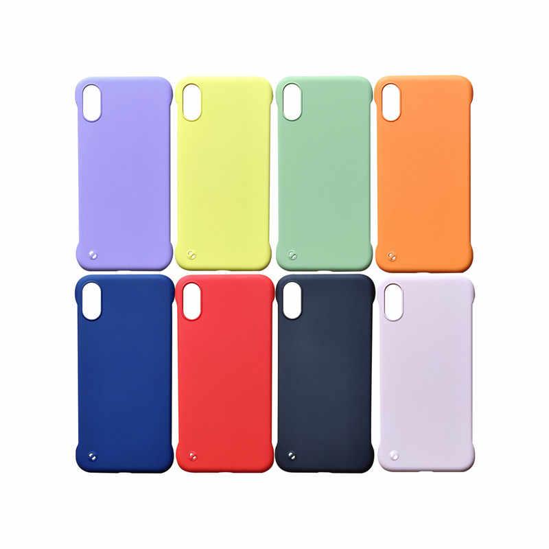 超薄型、ソフト、ショックプルーフ、センチメートルボーダレスシリコーン電話ケースのための iPhone11 ため iPhone11 11Pro 11Pro 最大 Xs 最大 XR 8 7 6 6s