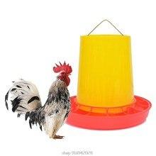 Frango aves em forma de v entrada alimentação balde ao ar livre prático pássaro alimentador bebedor plástico semente dispensador de água n13 20 dropship