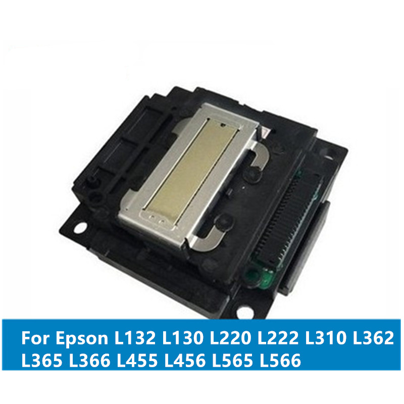 Печатающая головка для Epson L132, L130, L220, L222, L310, L360, L380, L382, L362, L365, L366, L455, L456, L551, L565, L566, L366, L366, L366, L455, L455, L455, L455, L455, L455, L455