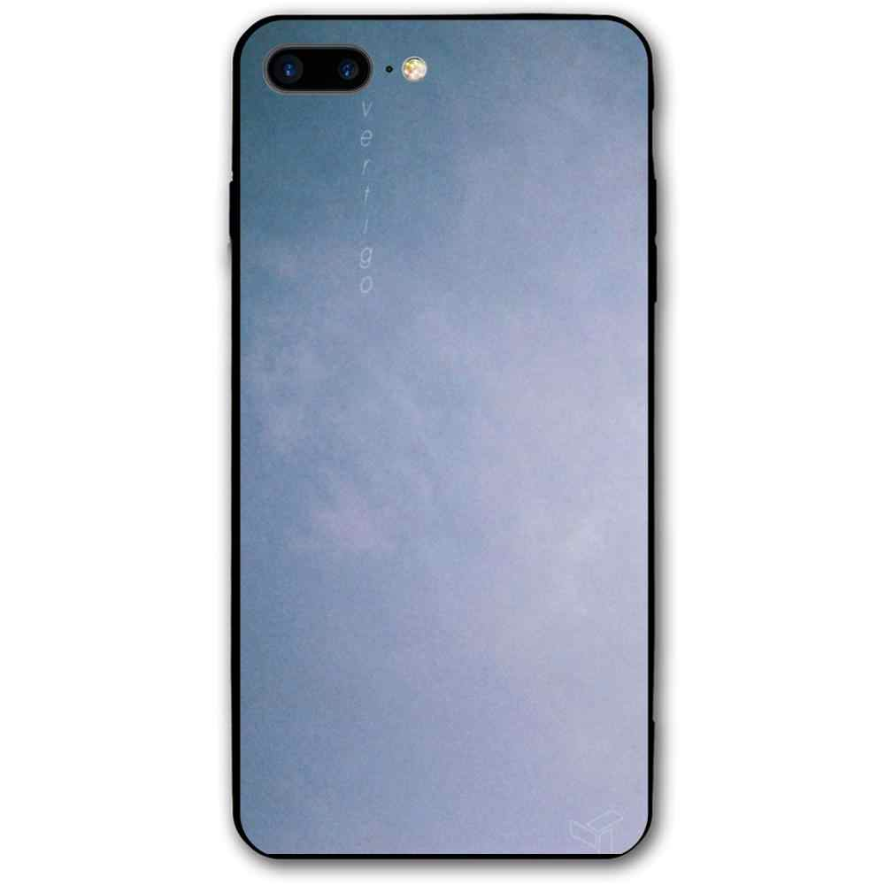 Etui na telefon Rock Roll dla iPhone 7 8 Plus-obudowa na telefon Rock dla iPhone 8 7 Plus-TPU luksusowy futerał na akcesoria