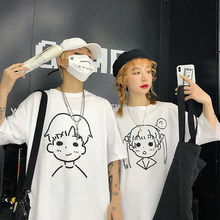 Japanese Cool Harajuku Naruto T shirt Streetwear Summer Fashion T-shirt Casual Cartoon Print tops Funny Japan T Shirt Boys(China)
