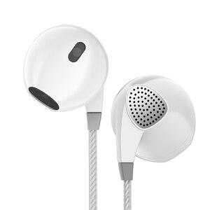 Image 2 - Verhux P10 słuchawki słuchawki 3.5mm Hifi z redukcją szumów zestaw słuchawkowy Stereo z basami z mikrofonem do telefonów komórkowych muzyki słuchawka