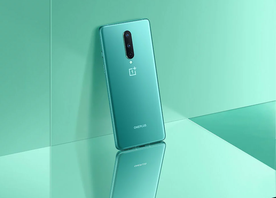 Global Rom OnePlus 8 5G Smartphone 8GB 128GB Snapdragon 865 Octa Core 6.55'' 90Hz Fluid Display UFS 3.0 48MP Triple Cams WiFi 6 (2)