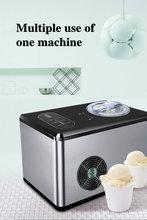 Susweetlife Автоматическая многофункциональная машина для мороженого