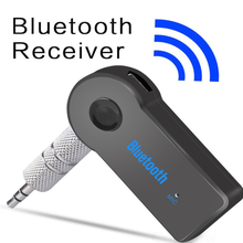 3.5mm Jack Bluetooth Receiver Car Wireless Adapter Handsfree Wireless Bluetooth Adapter Transmitter Auto Music for IPhone XR(China)