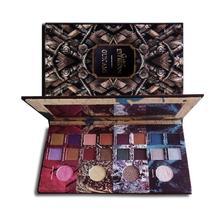 20 Color Matte Glitter Eye Shadow Palette Waterproof Makeup
