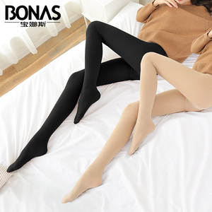 Stockings Pantyhose Warm Tights Thick Thermal-Fleece Winter Women Lined 80D--480D Microfiber
