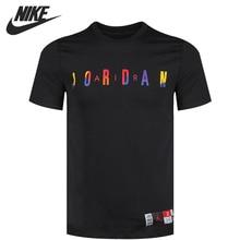 Original New Arrival NIKE AS SPRTDNA HBR SS CREW Men's T-shirts short sleeve Spo