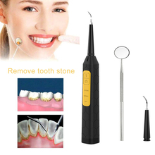 Ultrasonic Calculus Remover 3 Modes Electric Dental Scaler Oral Irrigator Teeth Whitening Tartar Scraper Health Hygiene