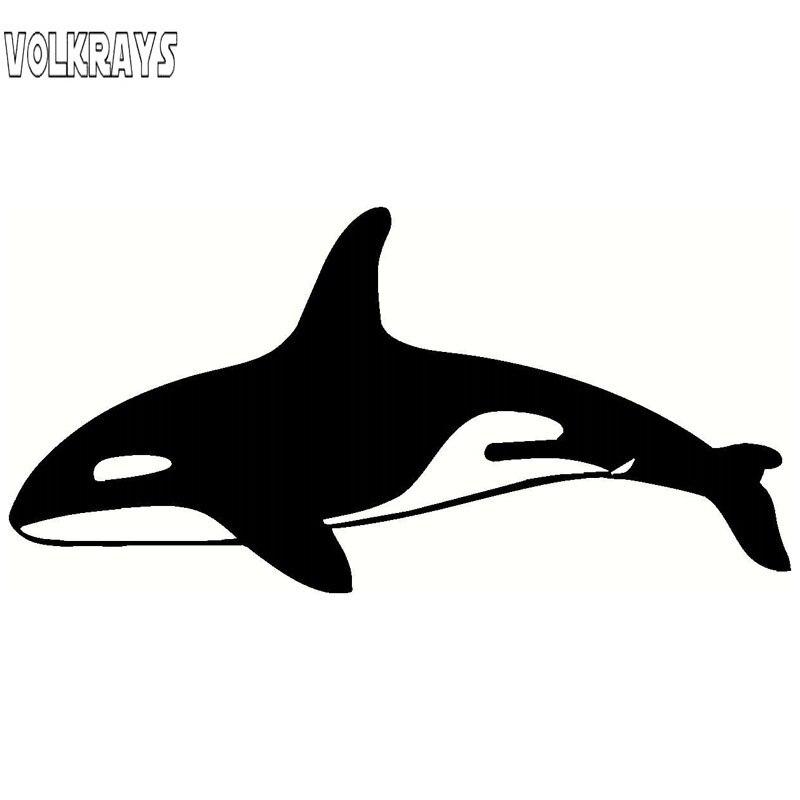 Orcas Sticker