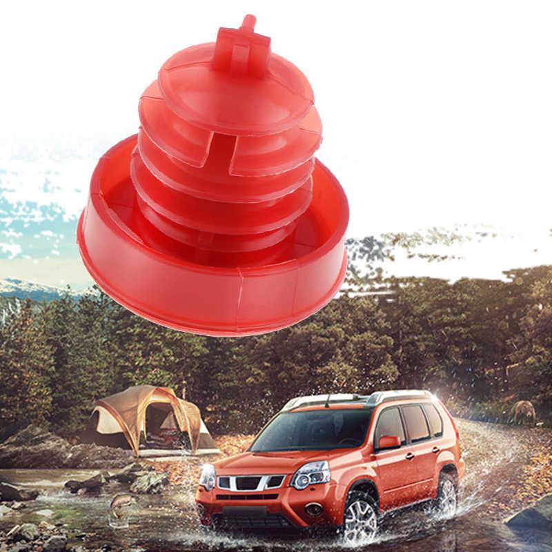 1 Pcs Power Steering Reservoir Topi untuk Honda Accord/Civic NGV/ELEMEN/CR-V/ pilot Odyssey Dll 35 Mm * 35 Mm Aksesoris Mobil