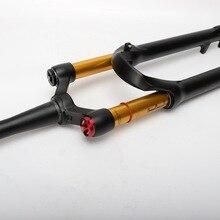 Вилка передней оси горного велосипеда газ вилка спинномозговой канал прямые 29-дюймовый плеча Управление по проводам один-двойная газовая фритюрница газовзвеси БИК