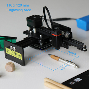 Image 2 - NEJE Master 2 Mini CNC Laser Engraver High Speed Small Engraving Carving Machine Smart Wireless APP Control DIY Laser Logo Mark