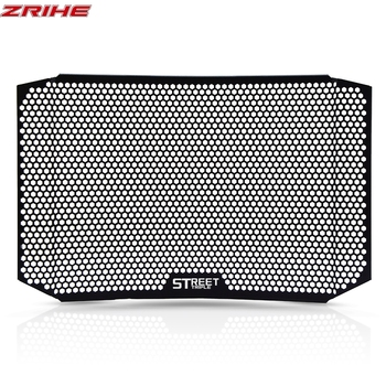 For Triumph Street Triple/RX 2014-2016 Motorcycle CNC Radiator Guard Protector Grille Grill Cover Street Triple RX 2015-2016