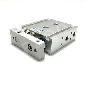 Image 3 - CXSM25 10,15,20,25 FSQD SMC Dual Rod Cylinder Basic Type pneumatic component air tools CXSM series