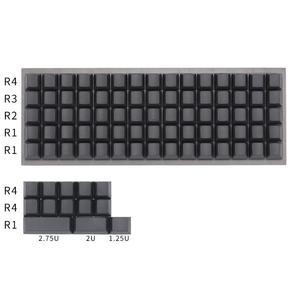 Image 4 - Planck keycaps mx 기계식 키보드 용 빈 체리 프로파일 키