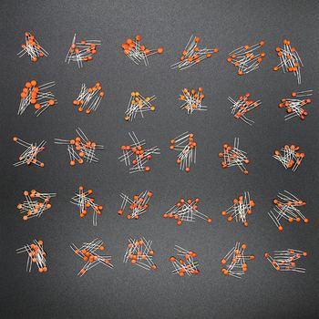 300 sztuk partia zestaw ceramiczny kondensator paczka 2PF-0 1UF 30 wartości * 10 sztuk pakiet komponentów elektronicznych kondensator Assorted Kit próbki Diy tanie i dobre opinie Eiechip CN (pochodzenie) Ogólnego przeznaczenia Przez otwór Ceramic capacitor 2PF-0 1UF Kondensator stały Kondensatorów ceramicznych