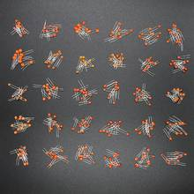 Conjunto de condensadores de cerámica, paquete de 300 Uds. De 30 valores x 10 Uds. De condensador de paquete de componentes electrónicos, Kit surtido de muestras Diy