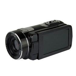 Top Portable Video Camera Handheld Camera HD 1080P SLR Camera (EU PLUG)