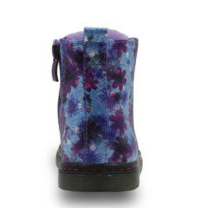 Image 5 - Bottines en cuir PU antidérapantes pour filles, chaussures pour enfants Martin, printemps automne et hiver