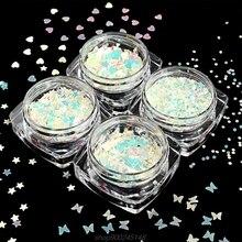 Resin Jewelry Findings Glow-In-The-Dark Glitters Fluorescent Dropship J23 4-Styles 21