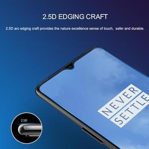 Image 5 - Para Oneplus T 7 7 6 T 6 vidrio templado de H + Pro 2.5D protector de pantalla de vidrio templado para el Oneplus T 7 7 6 T 6 T 5 Nillkin película de cristal HD