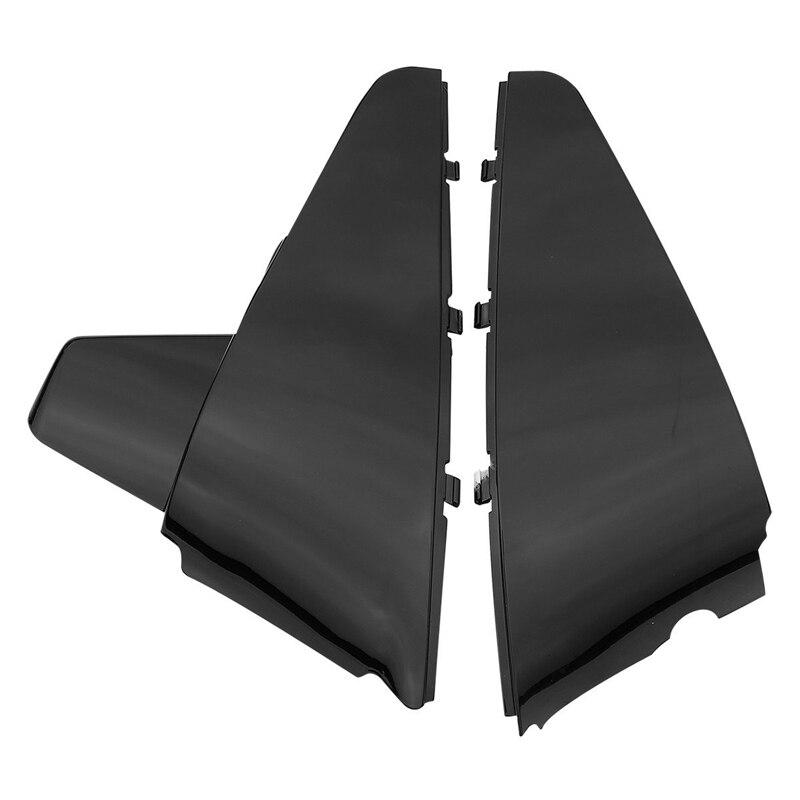 Боковая крышка для мотоцикла ABS черный для Honda Shadow 1988-1998 VT600 VLX 600 STEED400 1988-1998