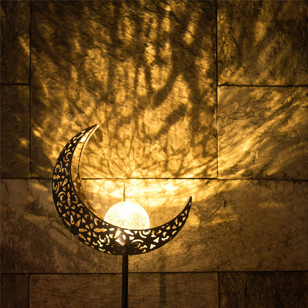 Diodo emissor de luz solar chama lanterna
