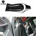 4 шт./компл. накладка спинки сиденья из углеродного волокна для производительности сиденья для Mercedes A45 CLA45 GLA45 C63 AMG