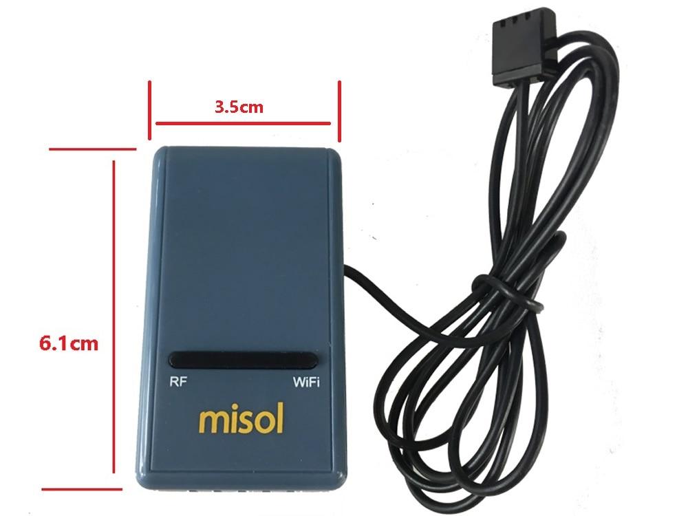 WiFi brána MISOL SmartHub s teplotou, vlhkostí a tlakem - Měřicí přístroje - Fotografie 2