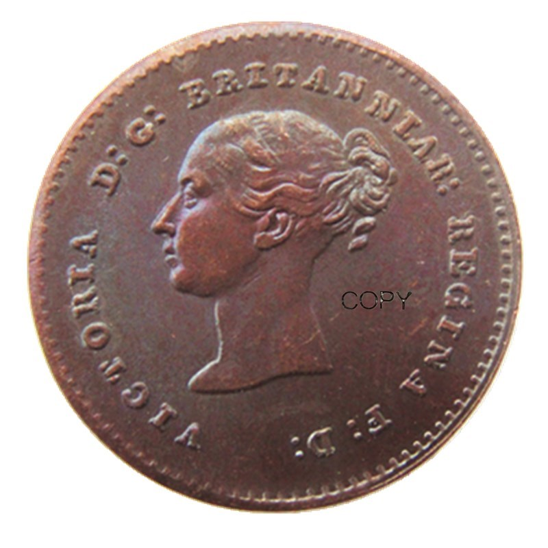 1852 UK Great Britain / Ceylon Victoria Quarter Farthing copy coins|coin cell|copy coinscopy fashion - AliExpress