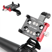 GUB G-99 Aluminum Mtb Bicycle Phone Holder stand Motorcycle Support Motobike GPS Holder