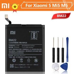 Image 3 - Xiao Mi Xiaomi BM44 Telefoon Batterij Voor Xiaomi Redmi 2 Redmi 1S 2A BM22 Mi5 Mi 5 BM35 Mi 4C BM36 5S BM47 Redmi 3 3 Pro 3S 3X 4X