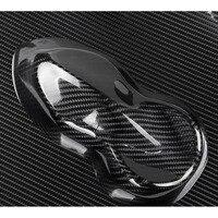 6D 400cm* 50cm Carbon Fiber Black DIY Auto Car Body Film Styling Vinyl Car Wrap Sticker Decal Air Release Film Car Body Film