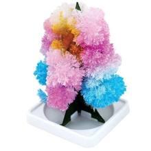 Волшебная растущая Рождественская елка, Хрустальная бумажная елка, Рождественское украшение, научная игрушка