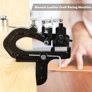 Manual Leather Craft Paring Ma