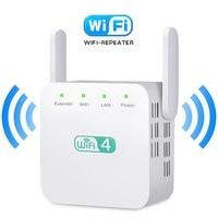 Беспроводной Wi-Fi ретранслятор WiFi усилитель сигнала 300 Мбит/с WiFi усилитель 802.11N Wi-Fi усилитель длинный Диапазон Wi-Fi расширитель точка доступа