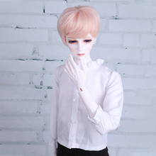 Full Set SD Joint Doll BJD Adjustable Joint Male Doll DIY Puzzle Adult Toy Christmas Birthday Present White Skin Natural Skin nicery 16inch 40cm bjd ball joint doll girl doll full high vinyl christmas toy gift for children white coat little panda doll