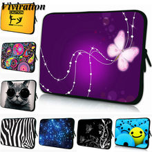 For iPad Asus Acer Laptop Bag Tablet Cover 10 10.2 7 12 13 13.3 14 15 17 11.6 Notebook Shell Case Netbook Sleeve Neoprene Bags(China)