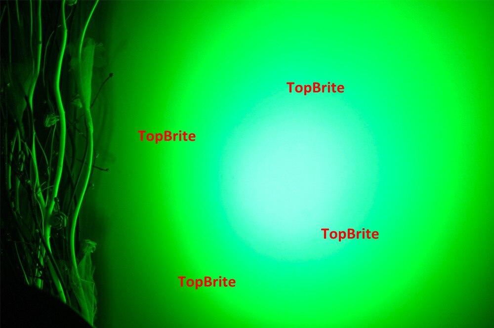 4xLot Buena calidad Led Par Light Quad 18x12W 4in1 RGBW Beam Wash Dmx - Iluminación comercial - foto 6