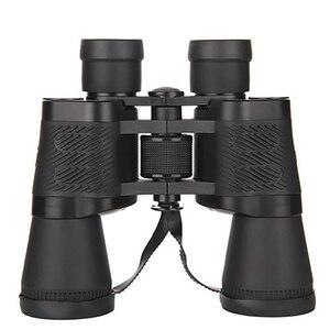 Высокая четкость телескоп антибликовый Бинокль Высокая мощность для наружного охоты оптическое ночное видение 158 красный глаз зум бинокул...