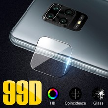 Back Camera Lens Voor Xiaomi Redmi Note 9S 9 Pro Max 9Pro Beschermende Film Rear Screen Protector Clear Gehard glas(China)