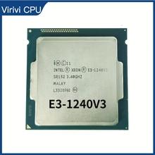 Intel Xeon E3 1240 V3 Processor 3.40GHz 8M Cache SR152 LGA 1150 E3 1240v3 CPU